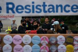 Hong Kong Rally in NYC