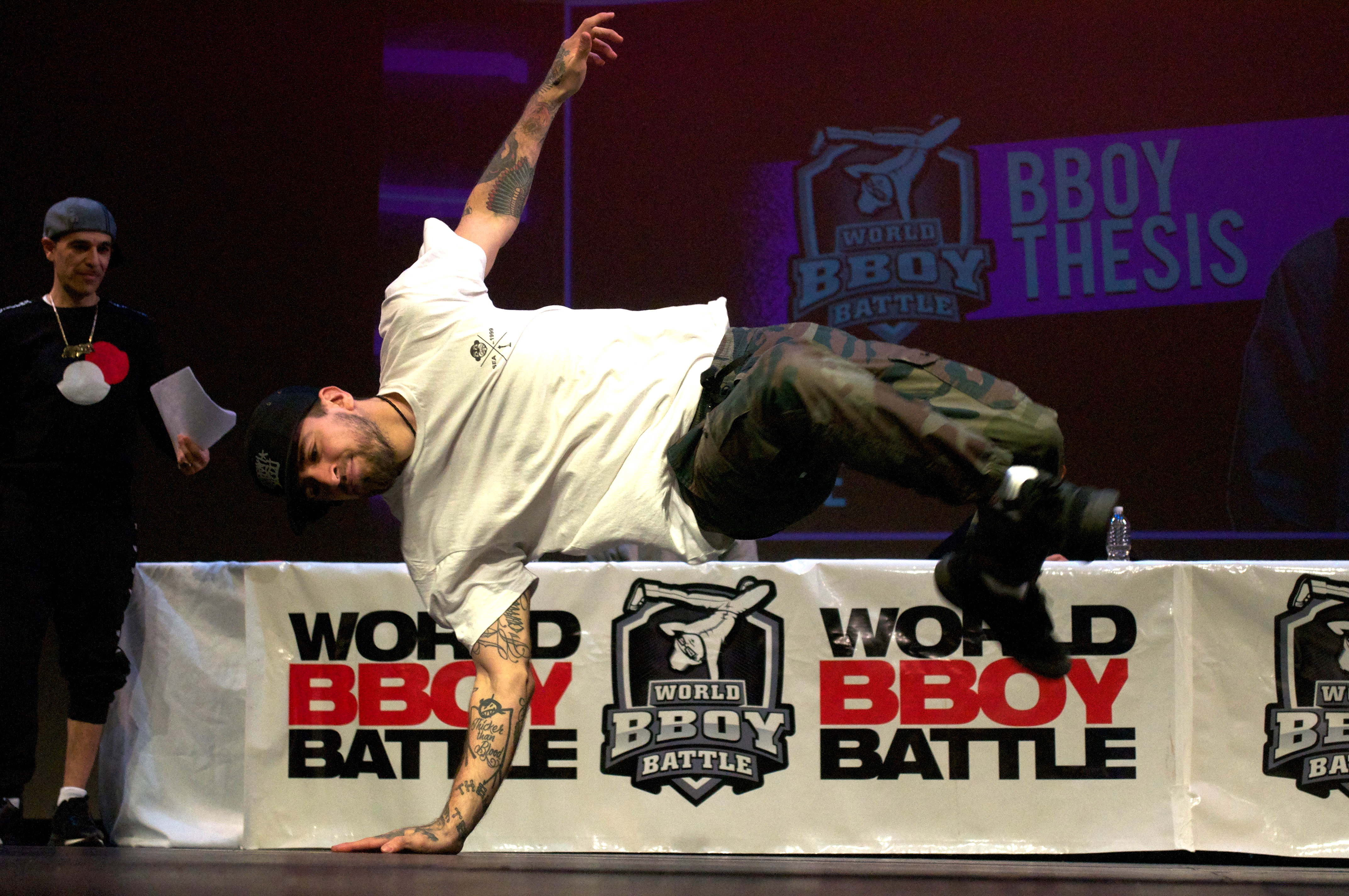 World Bboy Battle Championships