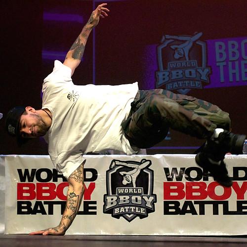 World Bboy Battle in NYC