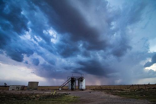 Oilfield Storm