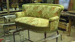 Andres Gailan, sadulsepp, sadulsepp oü, antiikmööbli müük, mööbli restaureerimine, mööbli remont, diivani riide vahetus, diivani restaureerimine