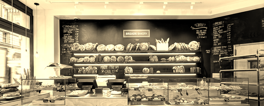 Inside Breads Bakery | Union Square NYC