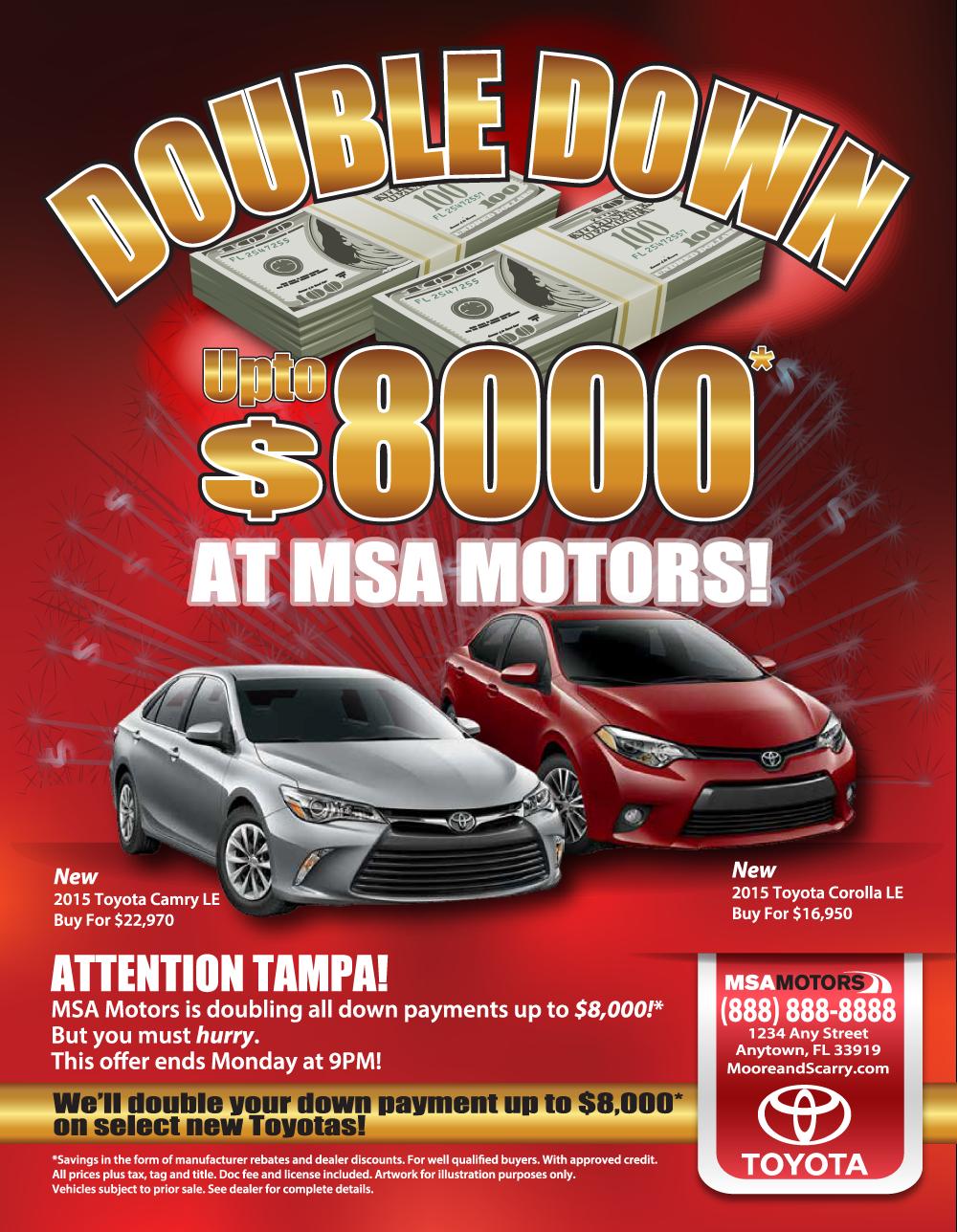 MSA Toyota