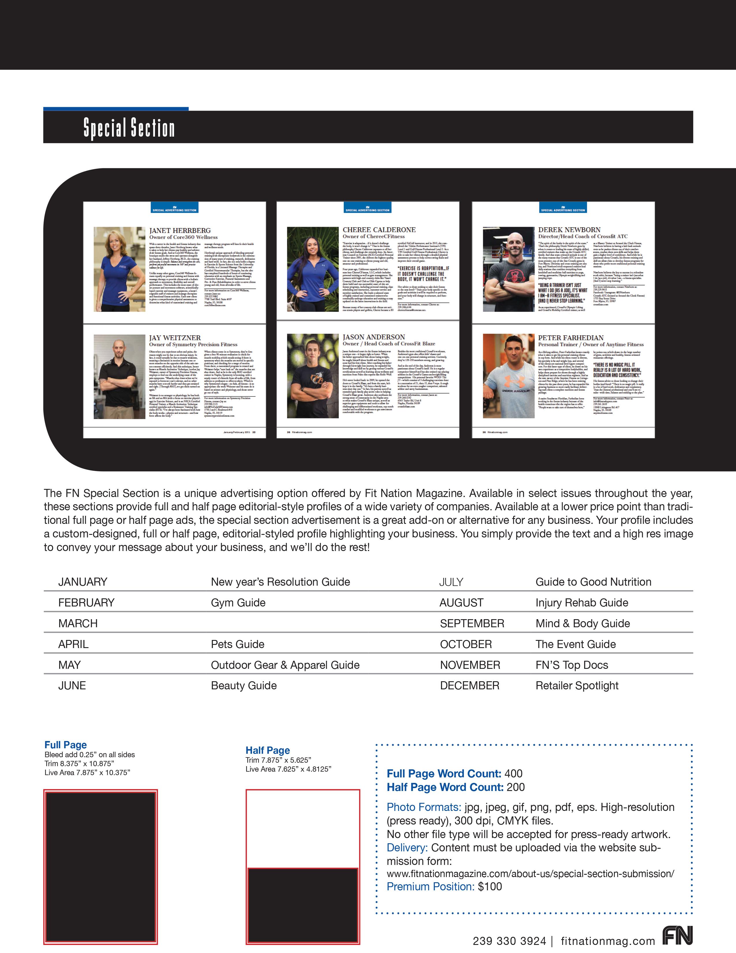 Media Kit 8.5X11-11