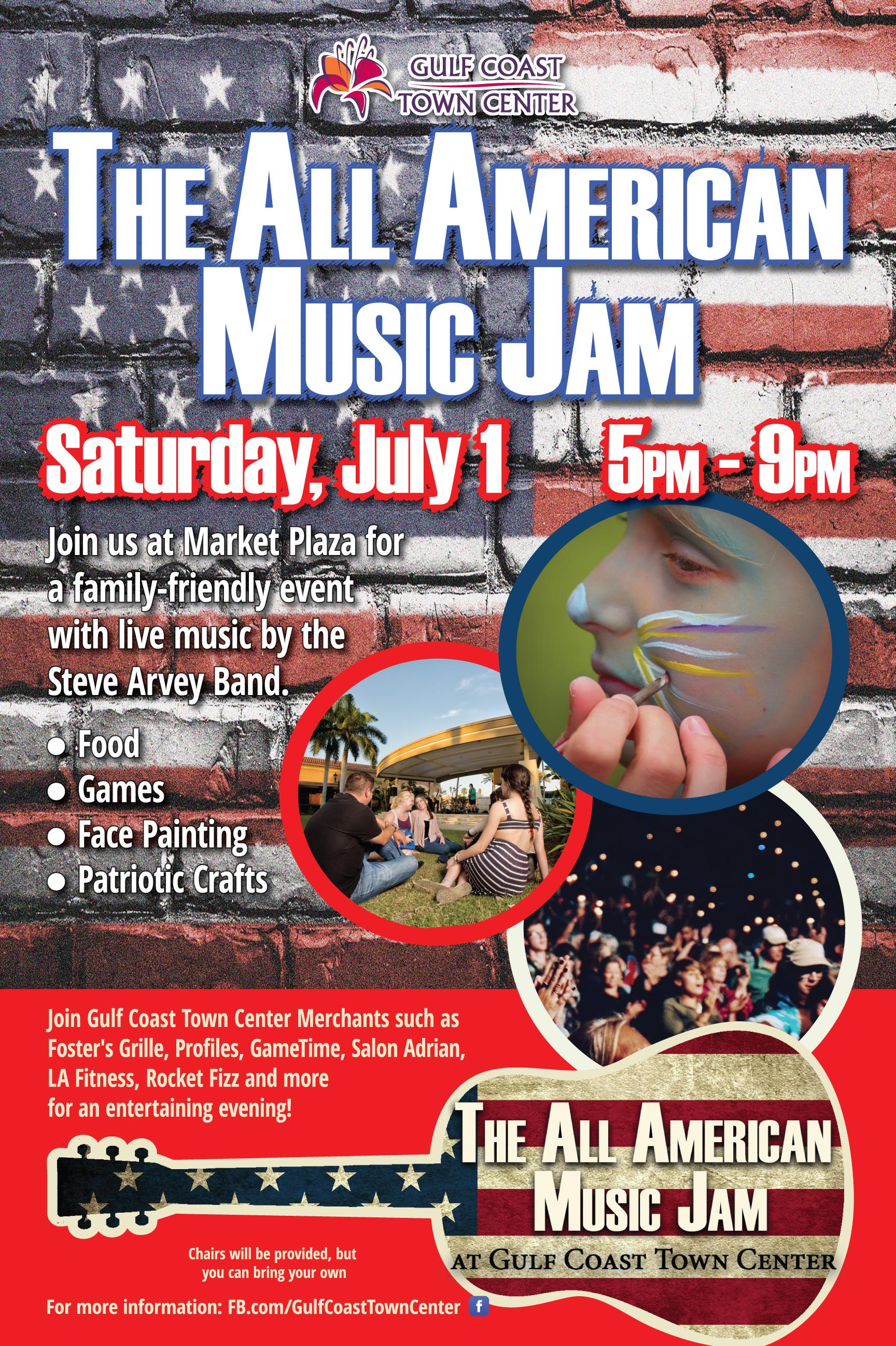 Gulf Coast Town Center Music Festiva