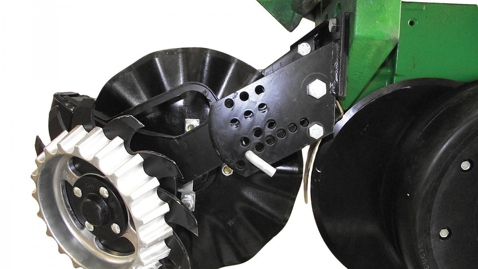 2967-007 FLOATING ROW CLEANER FOR NO-TILL COULTERS