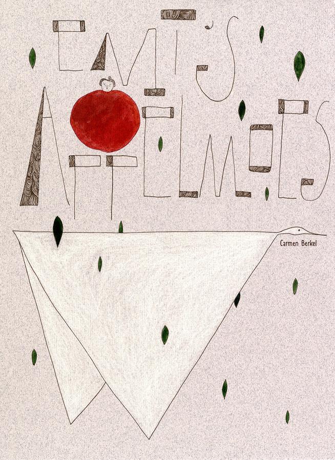 Emi's appelmoes children's book
