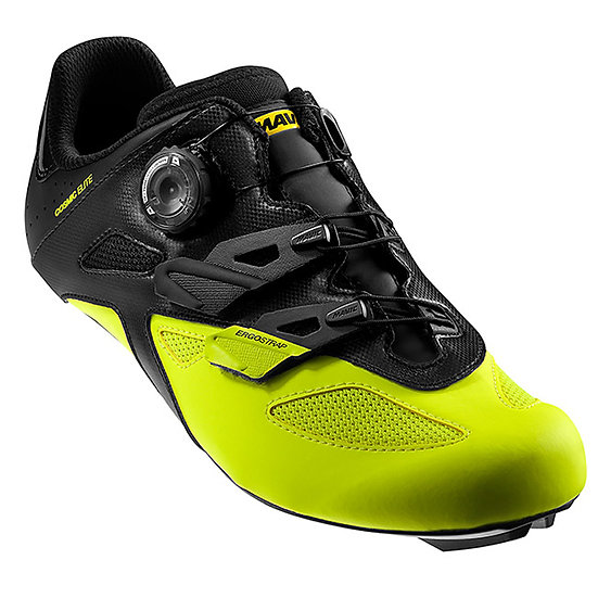 COSMIC ELITE BLACK / SAFETY YELLOW