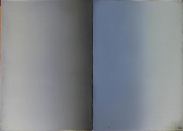 Stephen Pentak 'I.I 2020', 2020 Oil on panel 20 x 28 in.      $3,400