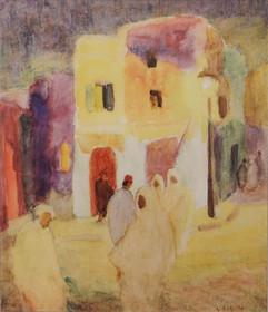 Tunisian Nocturne