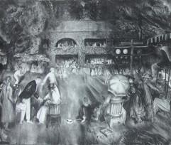 The Tournament, c. 1921