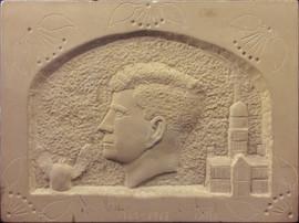 Kennedy Memorial Plaque