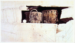 Study for the Bait House