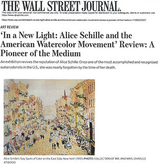 Alice Schille _ Wall Street Journal_ Fro