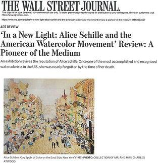 Alice Schille _ Wall Street Journal_ Fro