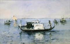 On the Lagoon, Venice