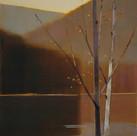 Stephen Pentak 'VI.III', 2016 Oil on panel 24 x 24 inches  $2,800