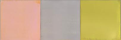Stephen Pentak 'IX.III', 2019 Oil on panel 14 x 42 inches      $3,800