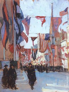 Flag Day, 1918
