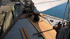 WestOnBoats - Restoration of the Norda, wishbone ketch from 1928