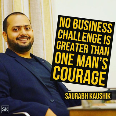 No #business #challenge is greater than
