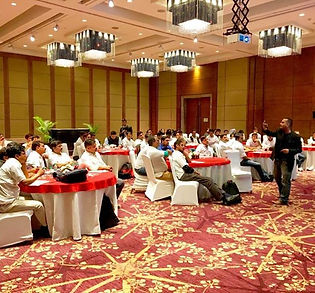 Saurabh Kaushik Coaching Unilever Sales