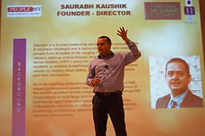 Train the Trainer, Saurabh Kaushik