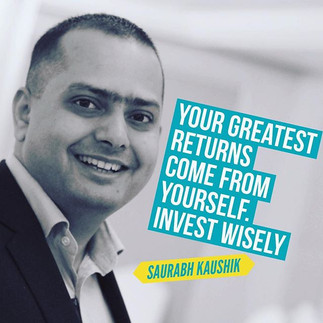 Your #greatest #returns come from yourse