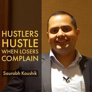 #Hustlers #hustle when #losers #complain
