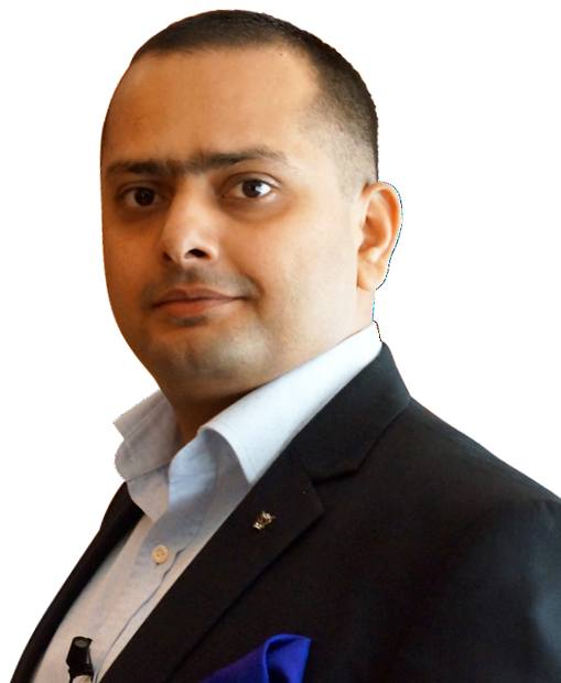 Saurabh Kaushik Business Coach and Strat