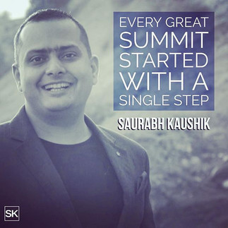 Every #great #summit started with a #sin