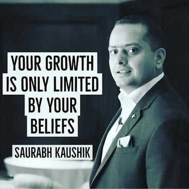 Your #growth is only #limited by your #b
