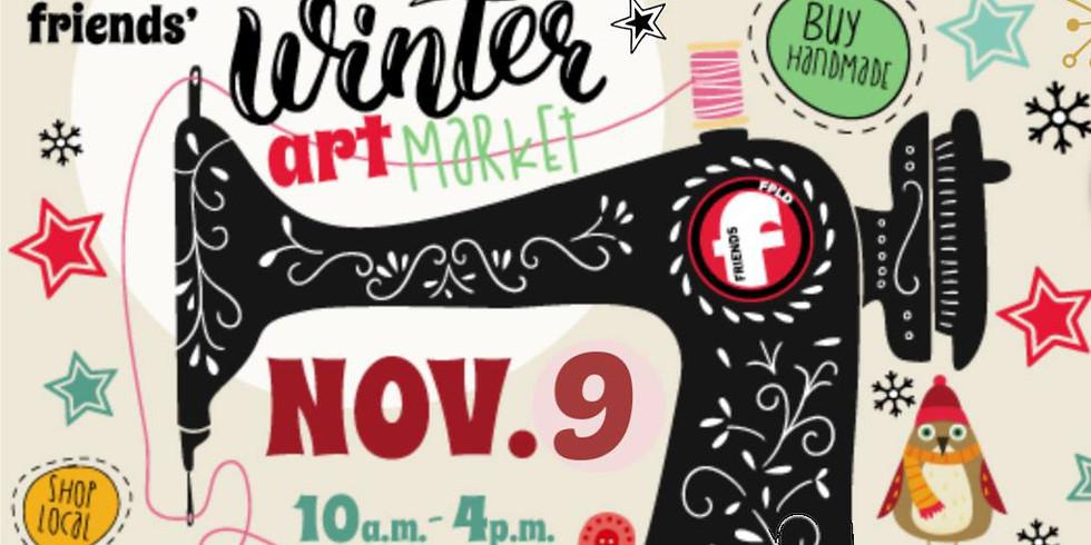 Friends' Winter Art Market
