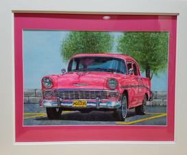 My Pink Chevrolet