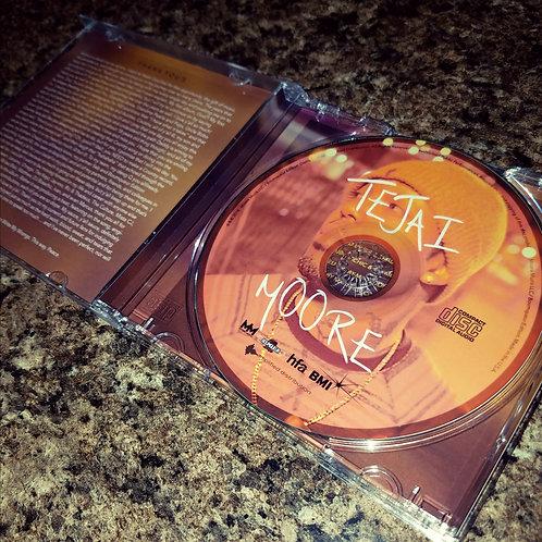 Tejai Moore - Write My Wrongs (debut album)