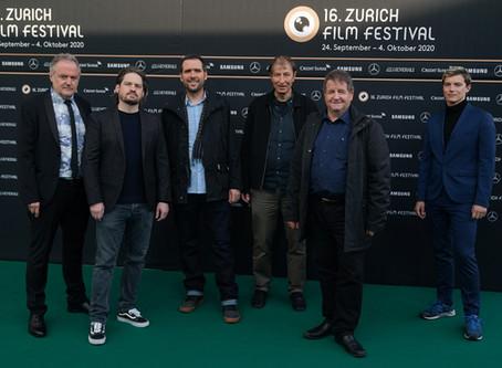 Zürcher Tagebuch - Premiere at Zurich Film Festival, September 27th
