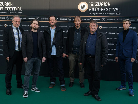 Zürcher Tagebuch - Premiere at Zurich Film Festival, September 27th