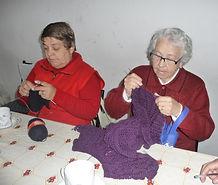 tejedoras amor de lana