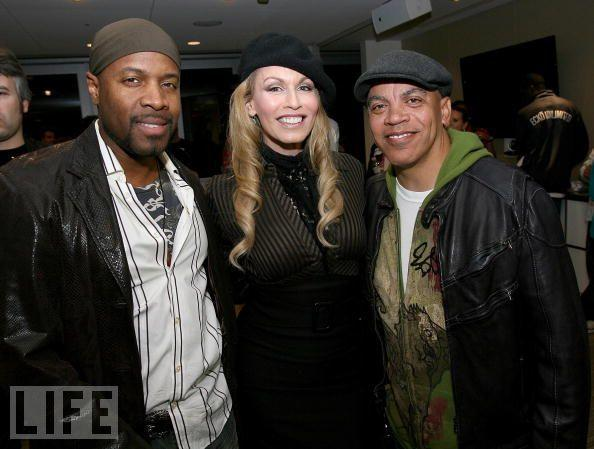 Producer Michael Bearden, Le Kat and musician Rickey Minor attend GRAMMY U at The Recording Academy