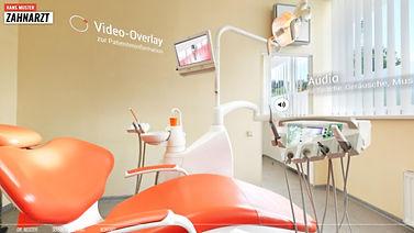Virtual Reality in Zahnarztpraxis