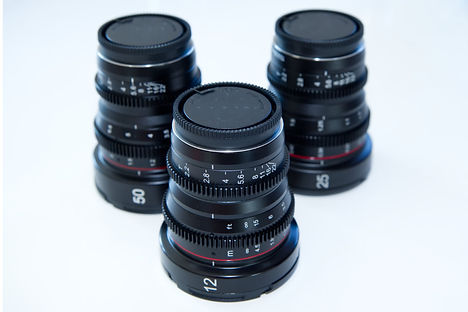 Produktfotografie Objektive
