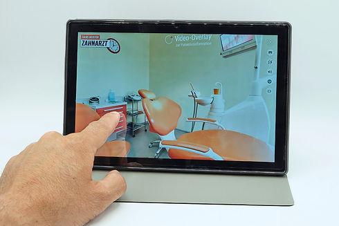 360 Grad Rundgang - Virtual Reality
