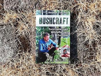 Buch Essbare Wildpflanzen Kräuter Survival