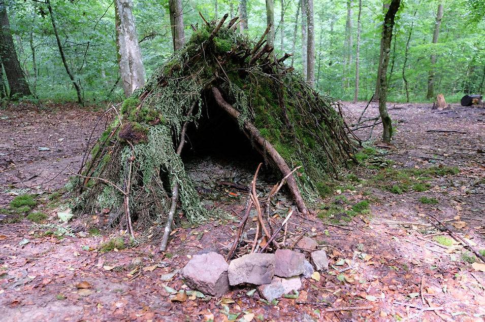 Survival Camp im Schwarzwald