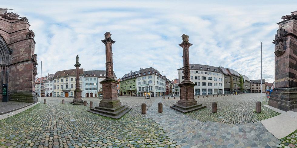 Freiburg virtueller Rundgang von konarek360.com