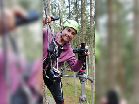 Virtueller 360 Grad Rundgang im Kletterwald (Teil 1)