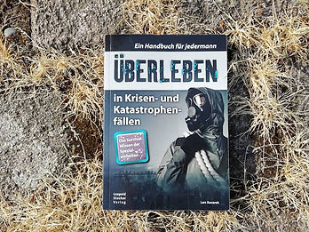 Buch Überleben Survival in Krisen- und Katastrophenfällen