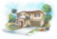 Maple Glen II - 1552 - Color Rendering -