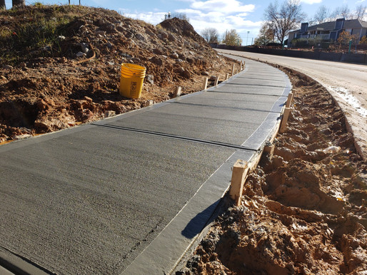 Concrete Sidewalks, Curb Replacement, ADA Handicap Ramps, and Driveways