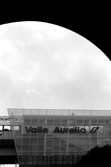 Valle Aurelia Transport Station